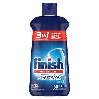 Finish Jet-Dry Rinse Aid 8.45 OZ for $2.99 at Target