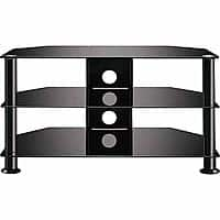 """Sears Deal: Sears - Alphaline TV Stand for up to 42"""" inch + $80 in points = $80 + Free in Store Pick-Up"""