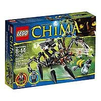 Kmart Deal: Kmart - Lego Chima Spider Stalker ($15) & Twin Blade sets ($12) = 40% off