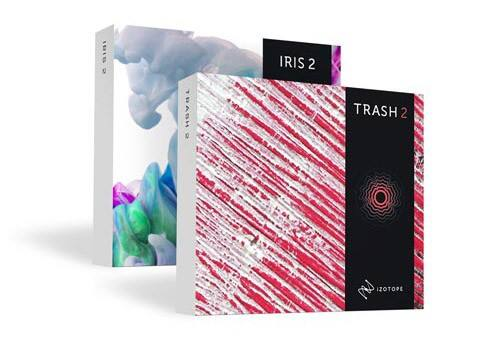 Izotope Trash2 and Iris on sale for $29 each (or $49 for both)