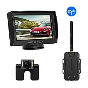 AUTO-VOX M1W Wireless Backup Camera Kit Amazon $64 w/ FS $63.84