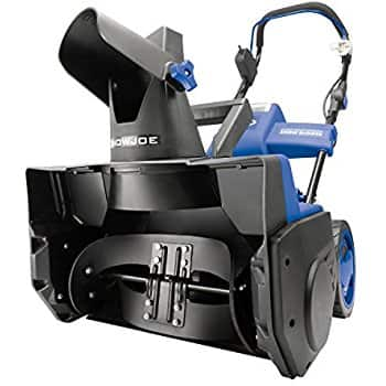 Snow Joe iON18SB Ion Cordless Single Stage Brushless Snow Blower 40V Amazon $218 $217.49