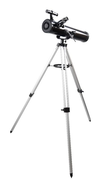 Bushnell Voyager 700x76mm Reflector Telescope Walmart YMMV B&M $25