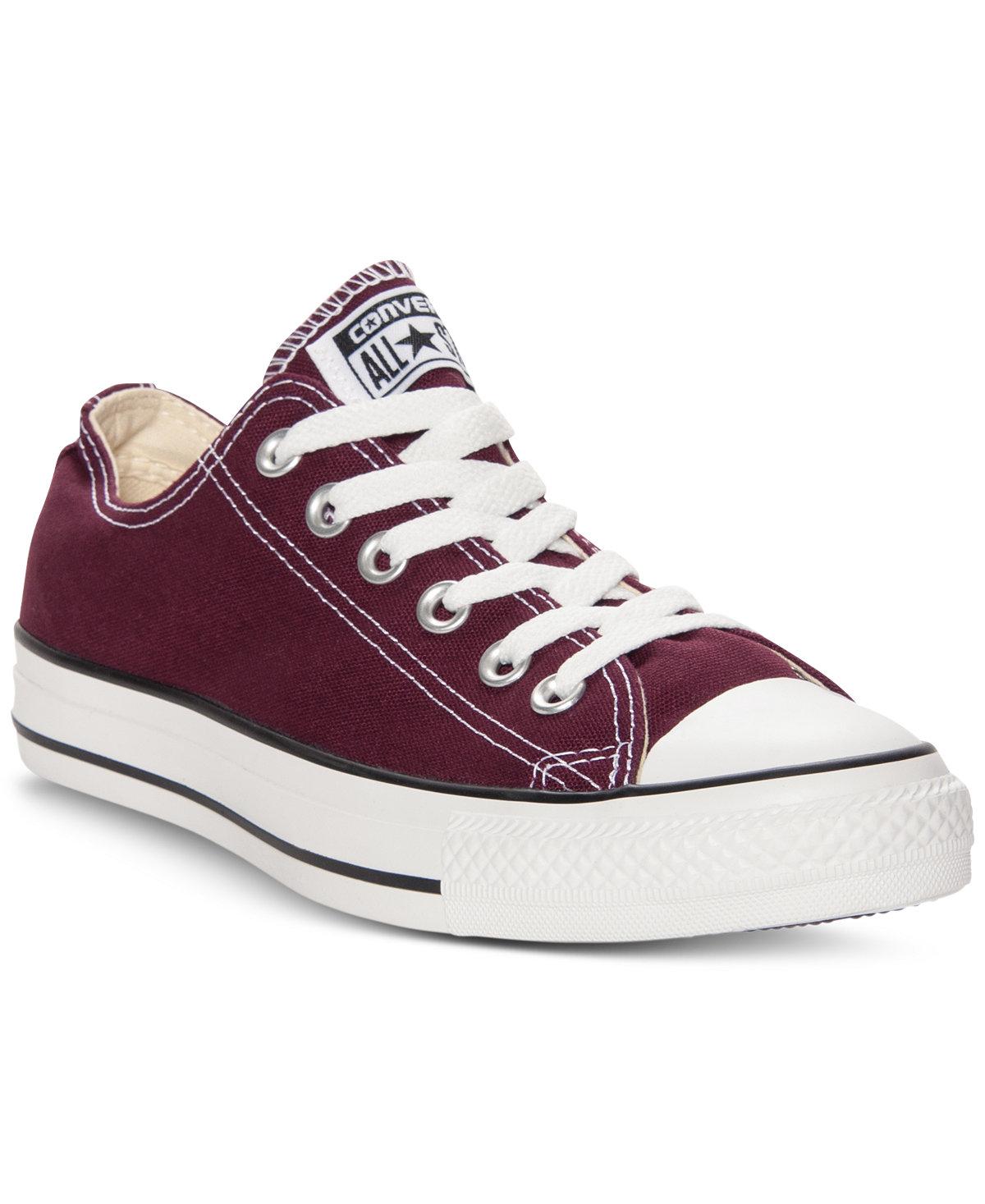 Converse Men's Chuck Taylor Ox Casual Sneakers - $39.98