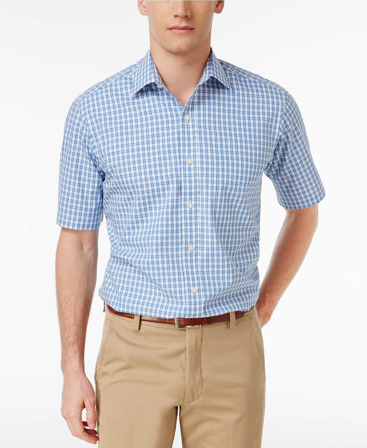 Macy's Dress Shirt Sale - up to 70% off plus 30% off with code FRIEND $15.93