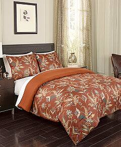 8-Piece Comforter Sets (Various Sizes/Styles) - $23.98