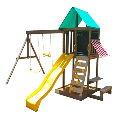 KidKraft Newport Wooden Swing Set/Playset $324