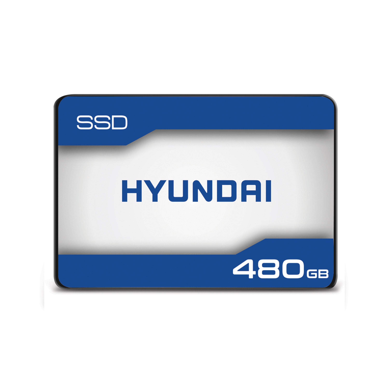 Hyundai 480GB Internal Solid State Drive 2.5 in. SATA(SATA/600) - 500 MB/s $52.99