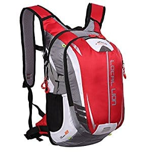 LOCALLION Cycling Backpack Riding Backpack Bike Rucksack Outdoor Sports Daypack $20.99