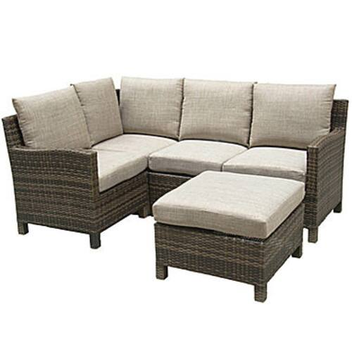 Outdoor Oasis™ Gabriel 5-pc. Sectional $590.97