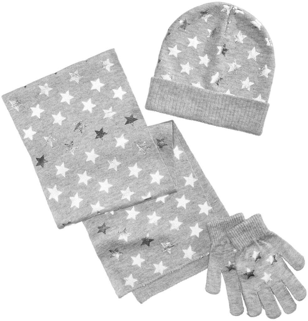 Berkshire 3-Pc. Hat, Scarf & Gloves Set, Little Girls & Big Girl $7.56