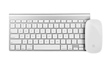 cbf5f763e2b Apple Wireless Keyboard & Magic Mouse Bundle (Refurbished) - $54.99 + FS