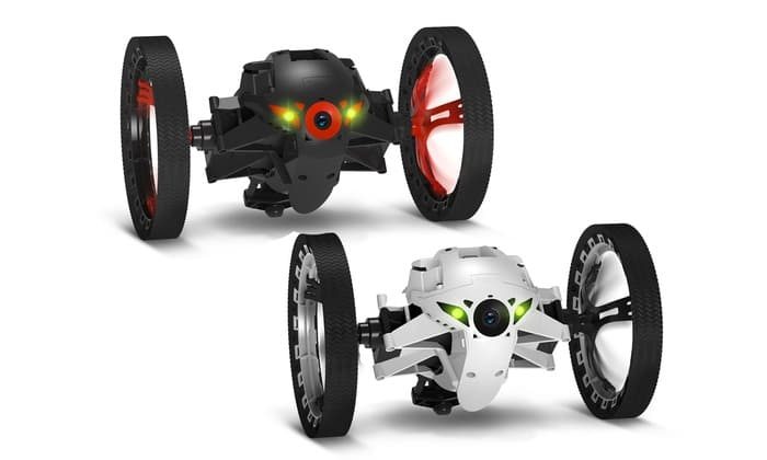 Groupon: Parrot MiniDrone Jumping Sumo w/ On-Board Live Streaming Video Camera (New) $29.99 + FS on $35+