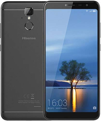 Hisense Infinity F24 16GB Unlocked GSM 4G LTE Android Phone w/ 13MP Camera & 2.5D Curved Glass Display - Black - $79.99 (Amazon)