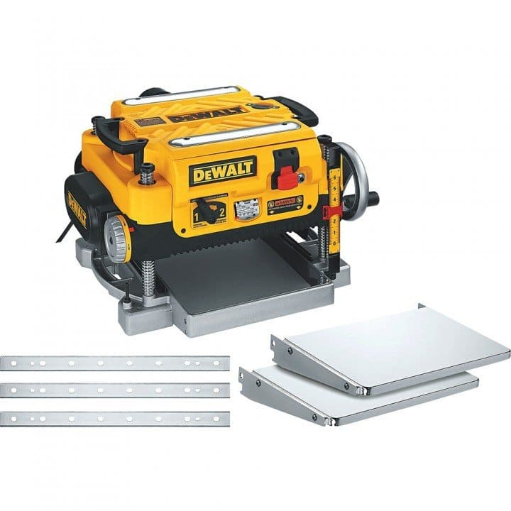 Dewalt  DW735X  Planer with Extra Blade and Table -SALE 499.99