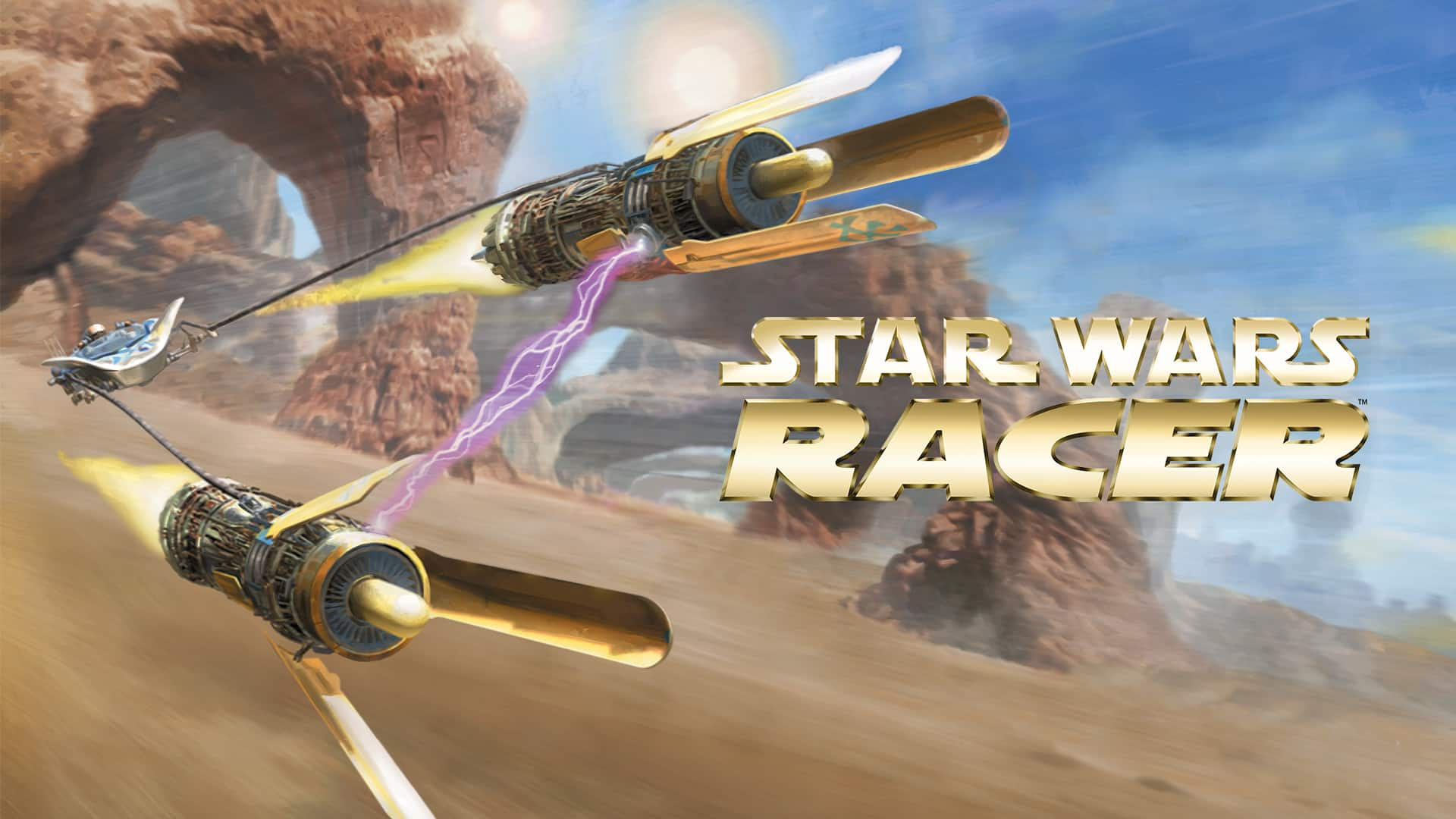 Nintendo Switch Digital - Star Wars Episode 1 PodRacer - 7.49 $7.49
