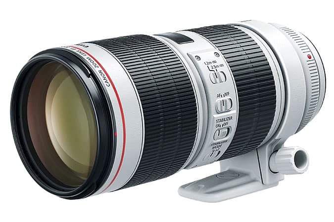 Refurbished EF 70-200mm f/2.8L IS III USM for $1519.20, Canon Store