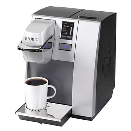 Keurig K155 commercial coffee brewer In-Store at Office Max / Depot CLEARANCE $62.93 (orig $250) YMMV