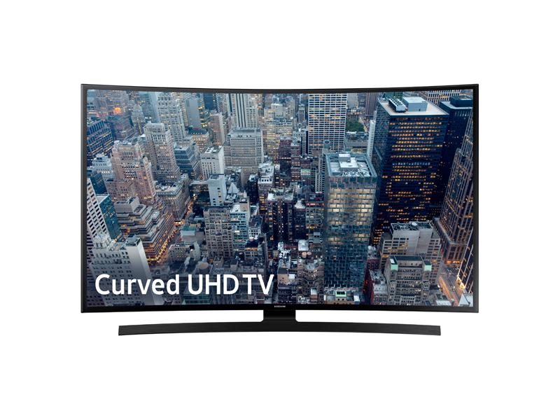 Brand New Samsung UN55JU6700 Curved 55-Inch 4K Ultra HD Smart LED TV - $449 - Walmart YMMV