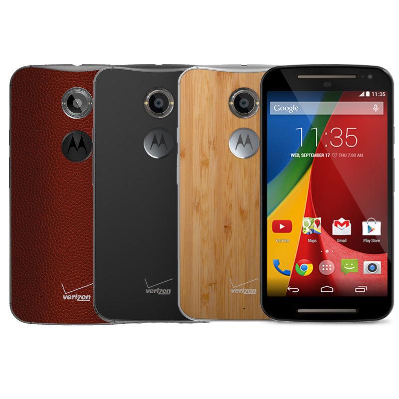 Motorola Moto X 2nd Gen 16GB Refurbished and Factory Unlocked for $109.99