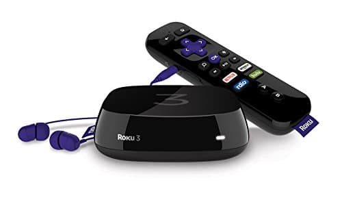 Roku 3 $69.99 at Amazon (4230R 2015 Model w/ Voice Search)