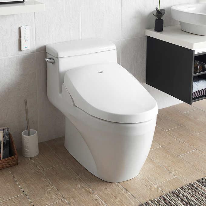 Bio Bidet A8 Serenity Smart Bidet Toilet Seat 249 99 Slickdeals Net