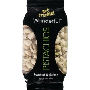 Wonderful Pistachios 8 oz $2.99 @ CVS