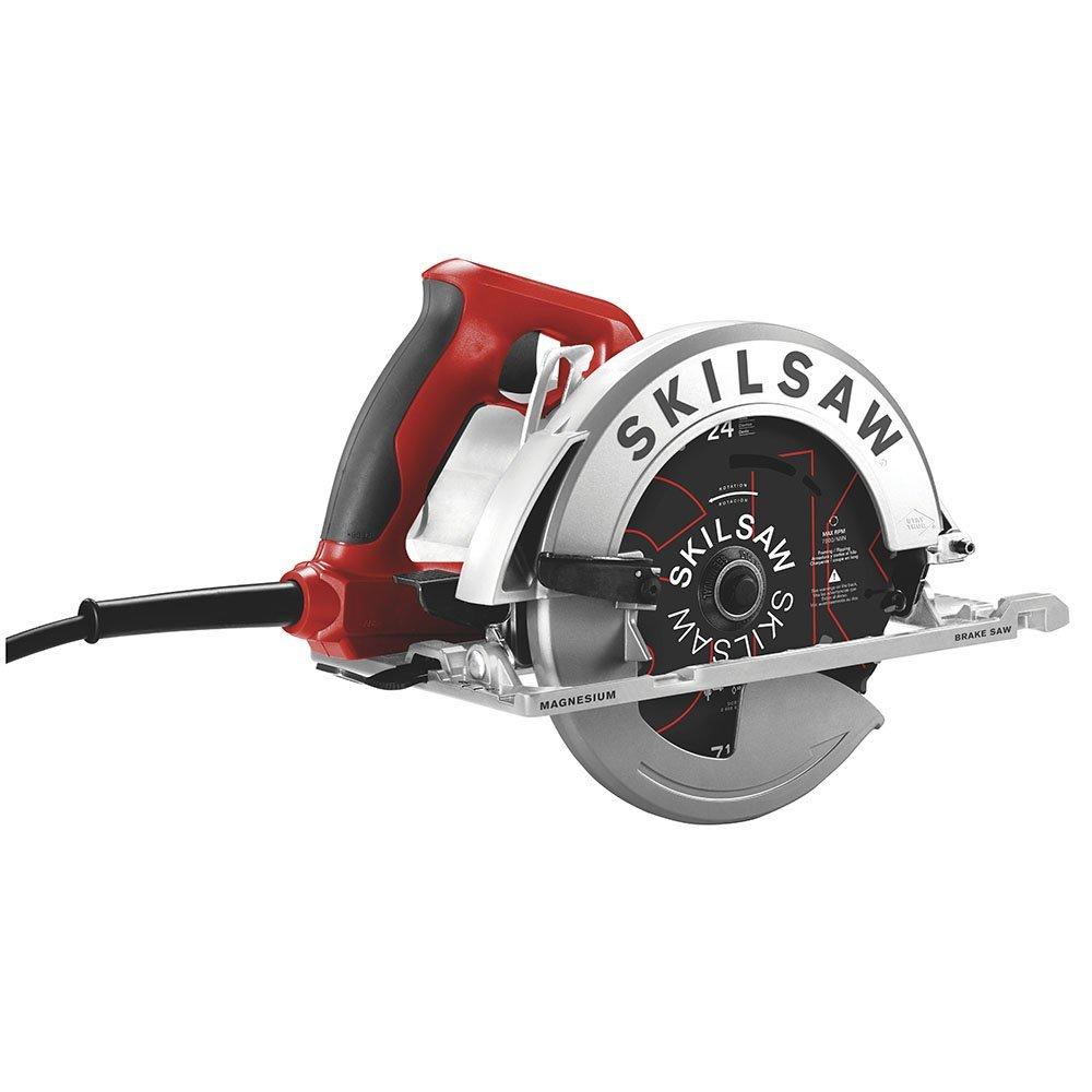 SKILSAW SPT67WMB-01 15 Amp 7-1/4 In. Magnesium Sidewinder Circular Saw with Brake $107.99