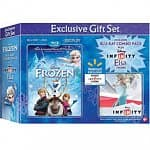 Frozen Blu-ray/DVD gift set with Disney Infinity Elsa or Anna figure - $21.96 @ Walmart 3/18