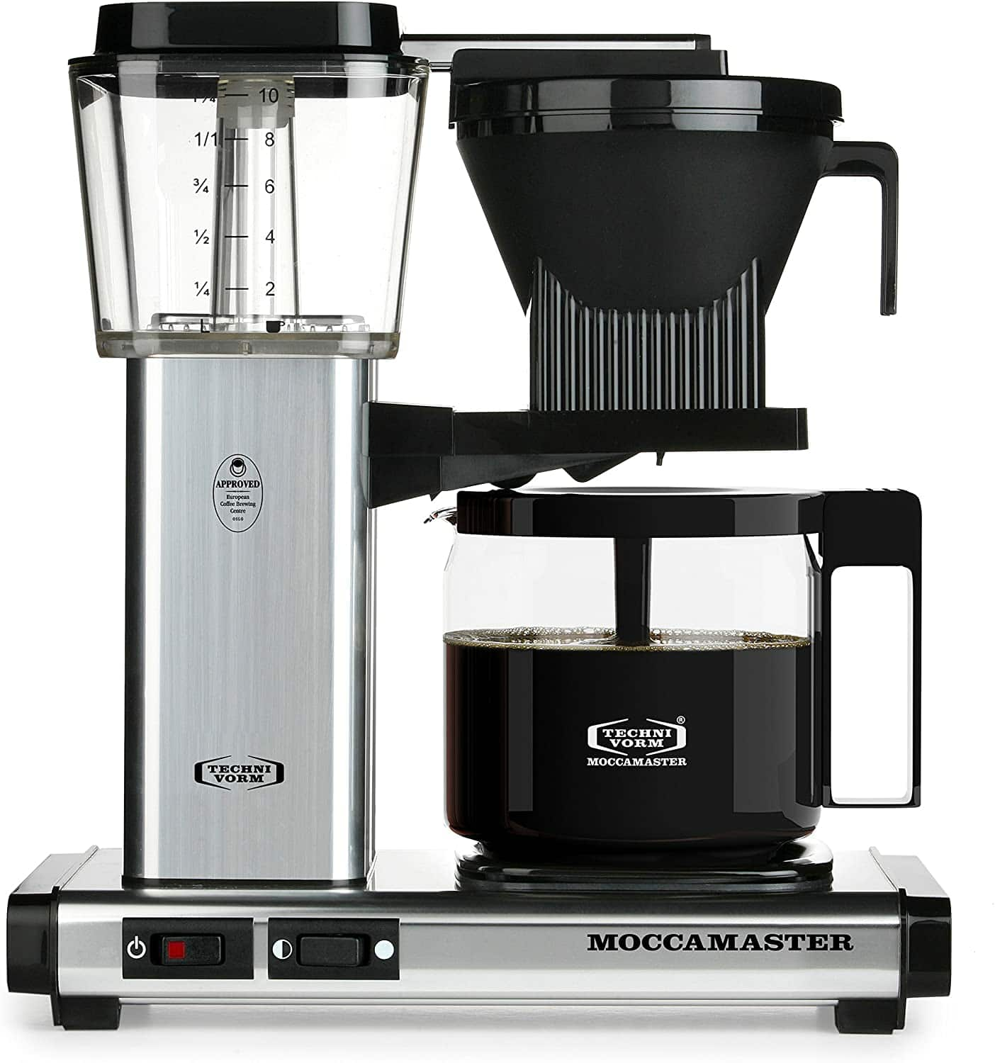 Technivorm Moccamaster coffee makers: KB: $239, KBG: $247, KBGT & CDGT: $255