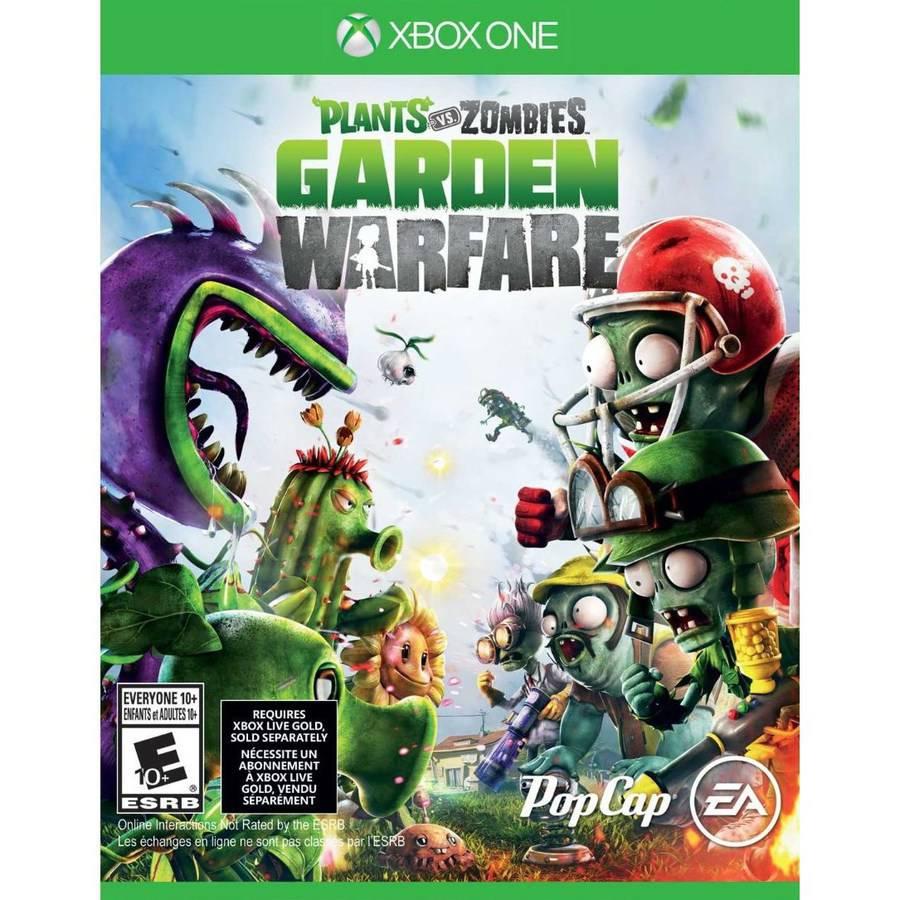 Plants vs Zombies GW1, $6.88 at Walmart.com (Xbox One)