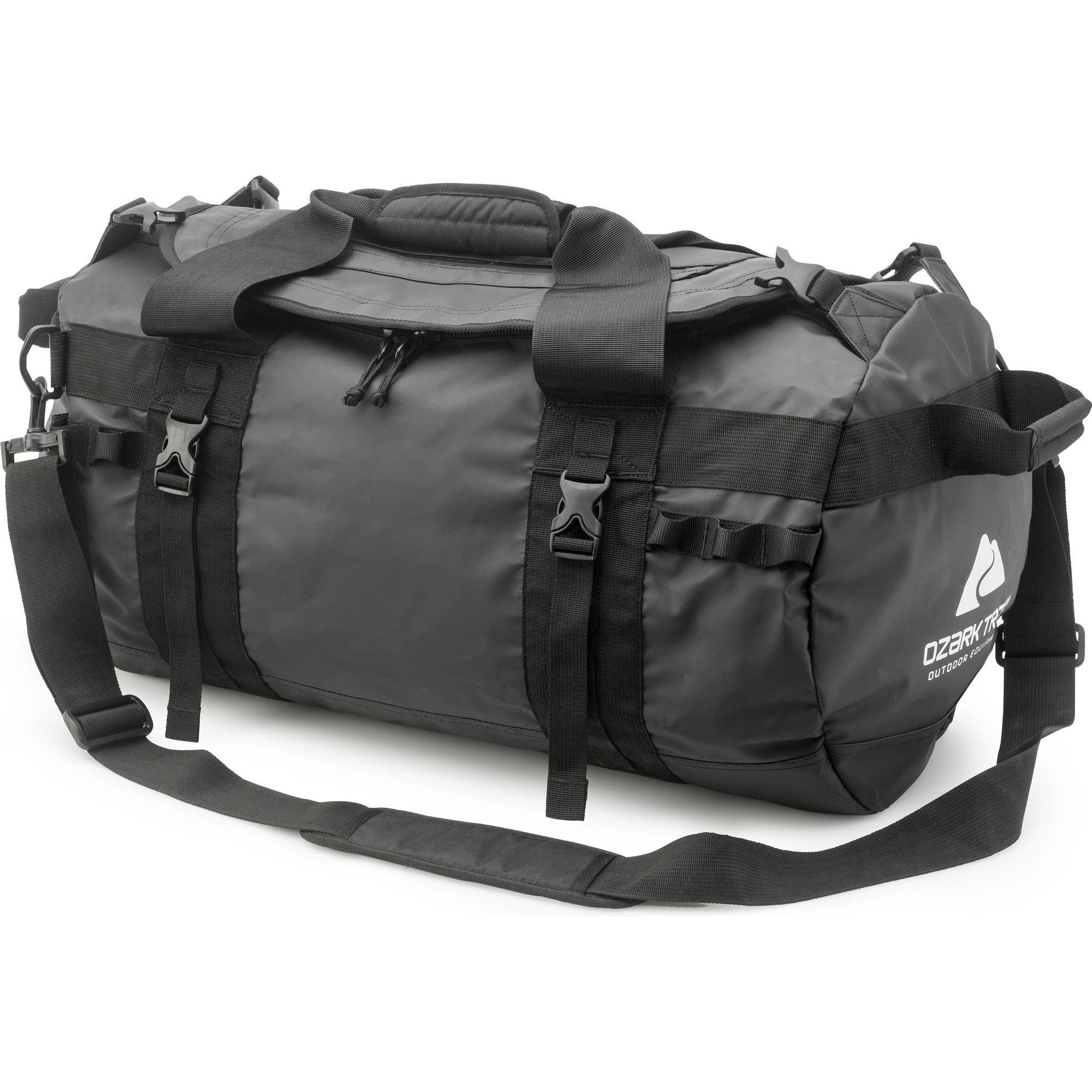 Ozark Trail 60L PVC Dry Bag / Duffel with Shoulder Straps - $15 (free in-store pickup)