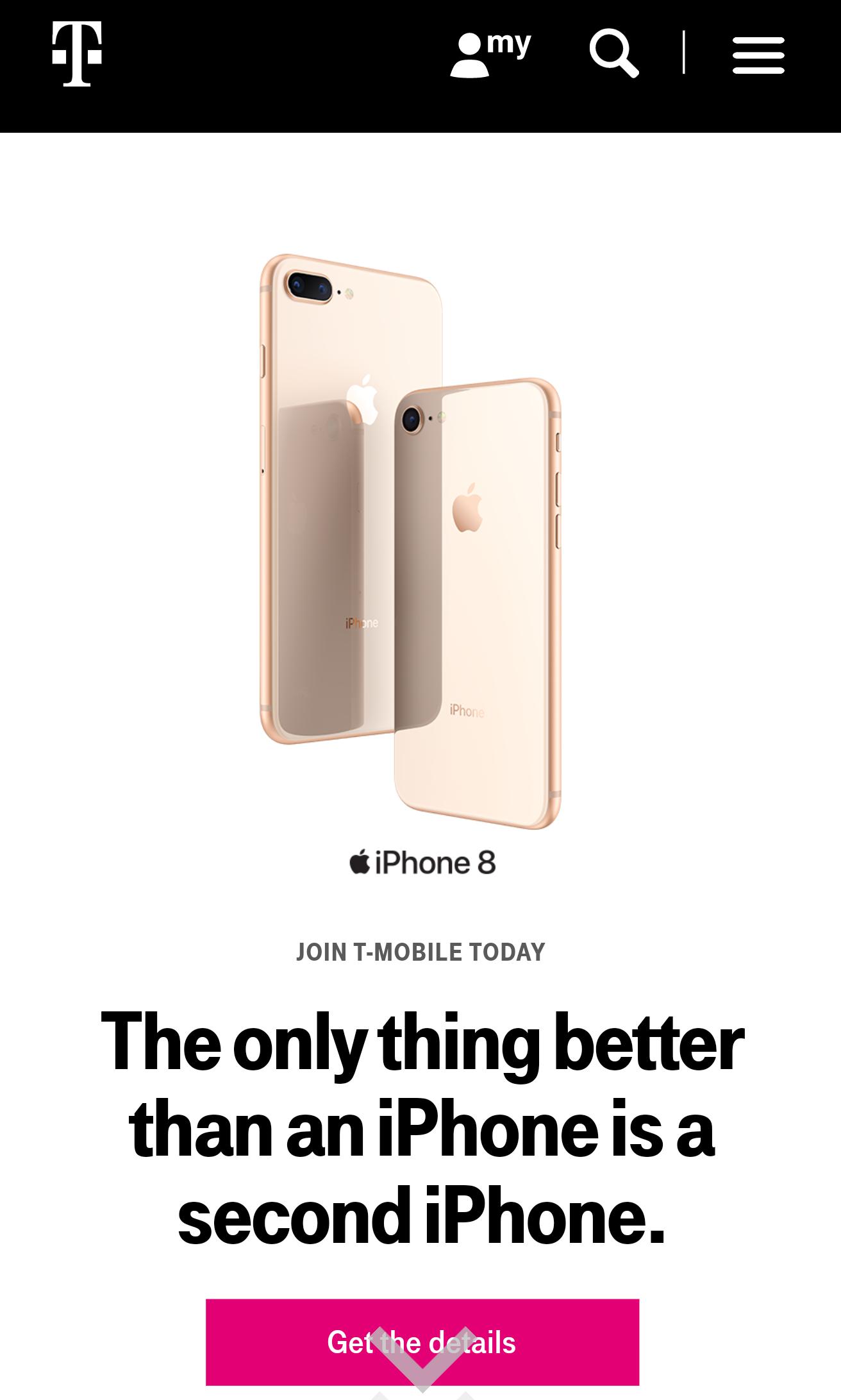Sweepstake iphone x 256gb tmobile