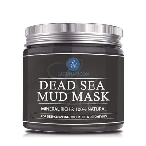 Dead Sea Mud Mask Pure Natural Facial Mineral Mask for Face & Body Deep Pore Cleansing Treatment $13