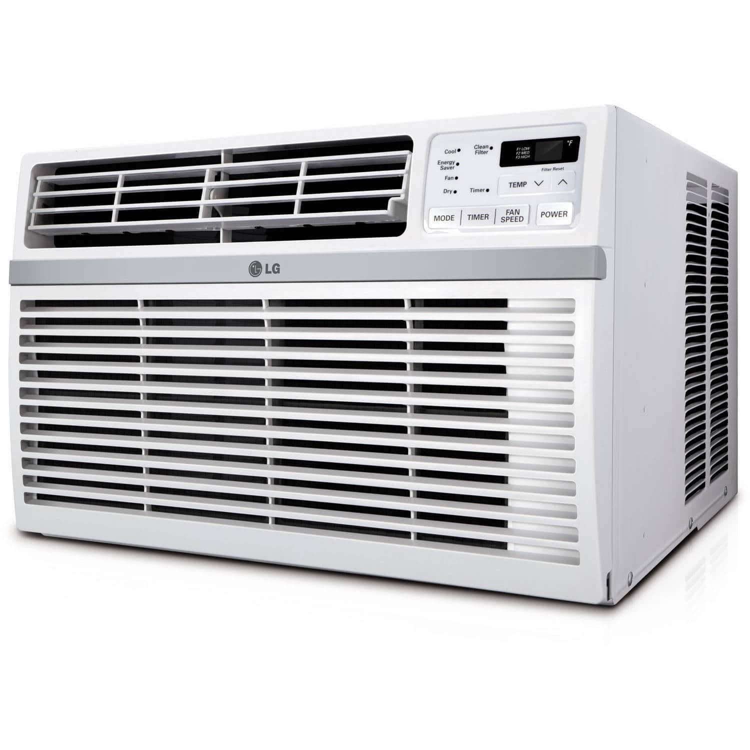 LG LW8016ER 8,000 BTU 115V Window-Mounted Air Conditioner with Remote Control ~ On sale for: $219.00 ~ Down from: $309.97
