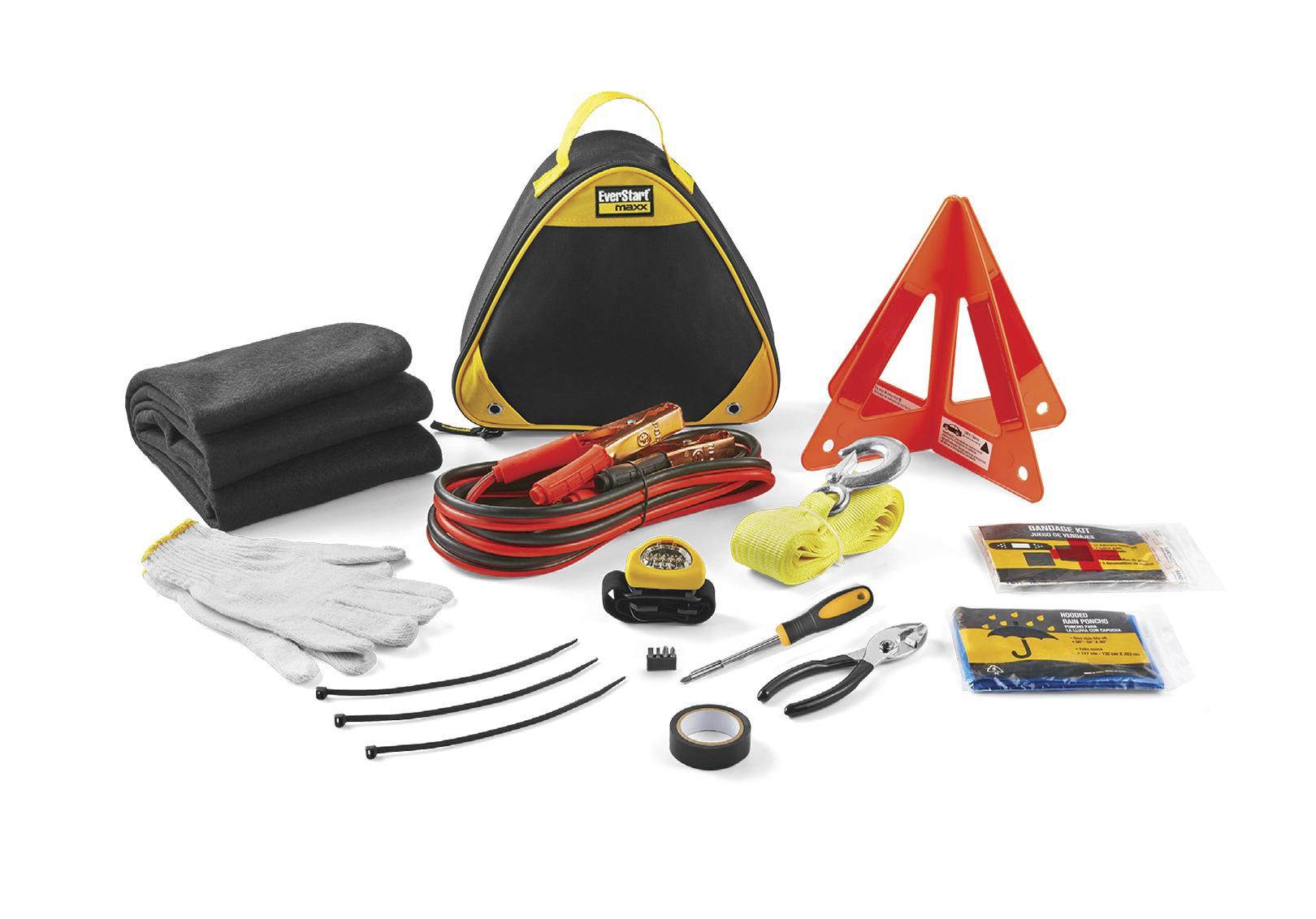 Everstart roadside kit - $5 Walmart - YMMV