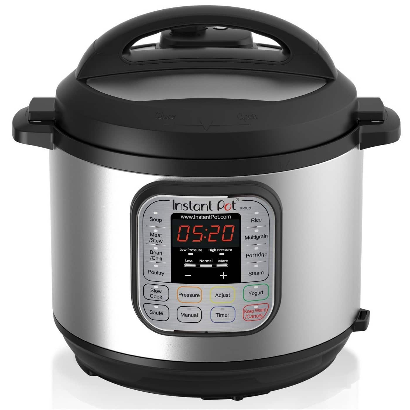 Instant Pot Duo 8qt 7-in-1 Pressure Cooker $74.96