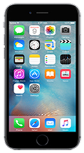 iPhone 6s Space Grey 32GB and $15 Plan $113.99