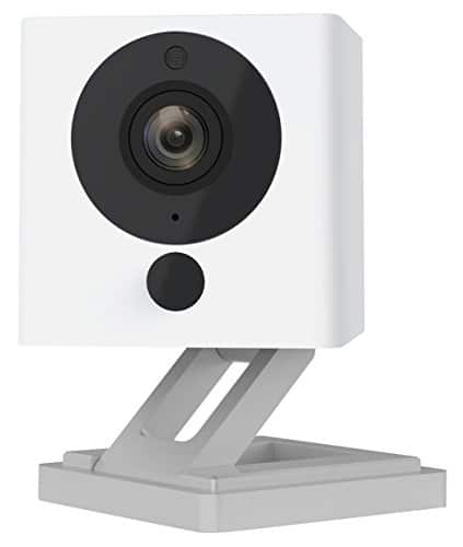 Wyze Cam 1080p HD Indoor Wireless Smart Home Camera with Night Vision, 2-Way Audio, Person Detection, Works with Alexa & the Google Assistant $20.78