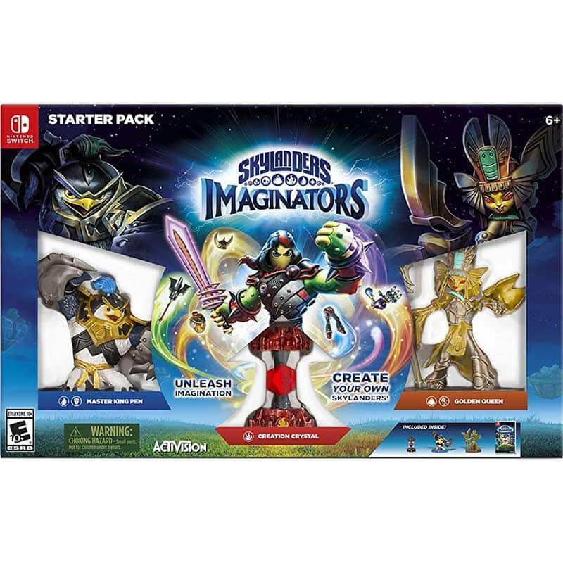 Skylanders Imaginators (Switch) $26 + Free In-Store Pickup (YMMV) $25.99