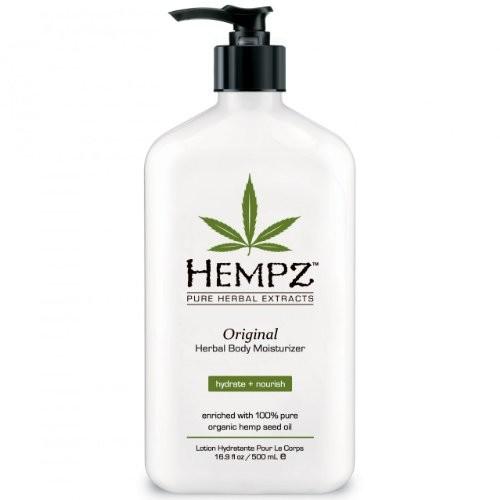 Hempz Original Herbal Body Moisturizer, 17 Fluid Ounce [17 oz] $8.87 FS w/ Prime @Amazon