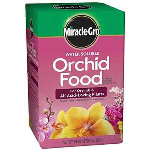 Miracle-Gro Orchid Food, 8-Ounce (Orchid Fertilizer) $3.21 FS w/ Prime @Amazon
