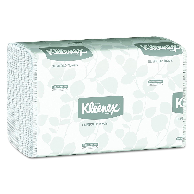 Kleenex Slimfold Paper Towels, 90 per Pack (Case of 24 Packs) $17.98 FS w/ Prime @Amazon