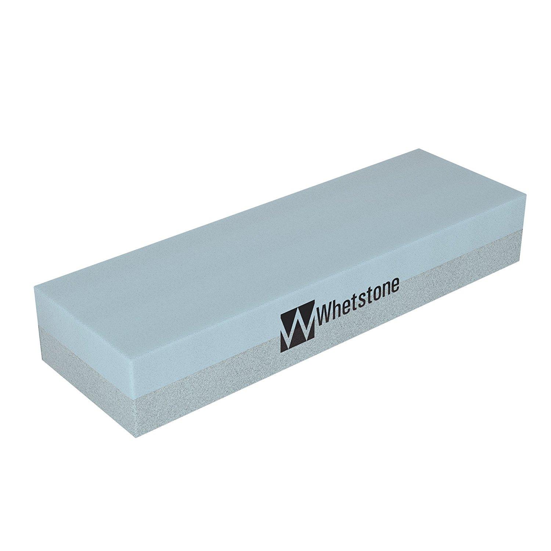 Water Sharpening Stones : Whetstone cutlery grit water dual sided sharpener