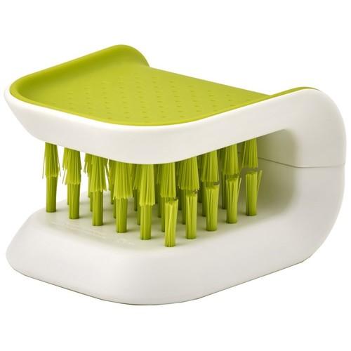 Joseph Joseph BladeBrush Knife and Cutlery Cleaner Brush Bristle Scrub Kitchen Washing Non-Slip, Green $5.6 FS w/ Prime @Amazon