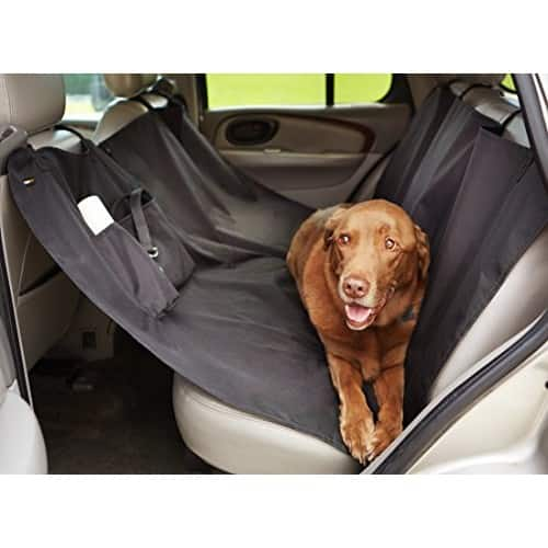 AmazonBasics Seat Cover for Pets [Hammock] $15.28 FS w/ Prime @Amazon