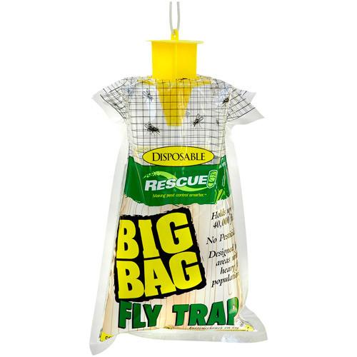 RESCUE! Non-Toxic Big Bag Fly Trap $6.79 FS w/ Prime @Amazon