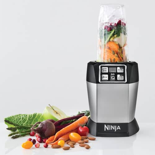 Nutri Ninja Auto-iQ Blender $69.99 FS w/ Prime @Amazon