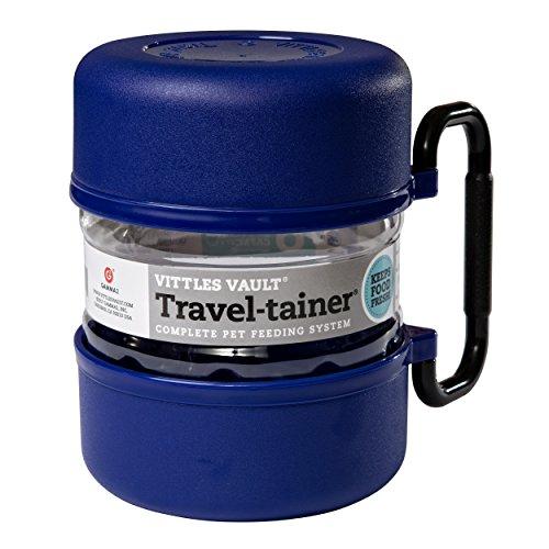 Add-on Item: Vittles Vault Gamma TRAVEL-tainer [Blue] $4.99 @Amazon
