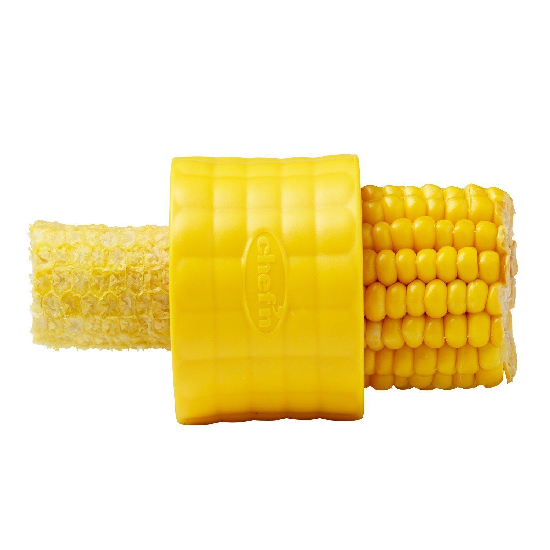 Chef'n Cob Corn Stripper (Yellow) $6.39 + FS w/ Prime @Amazon